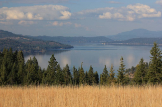 Chain Lakes/Harrison Area