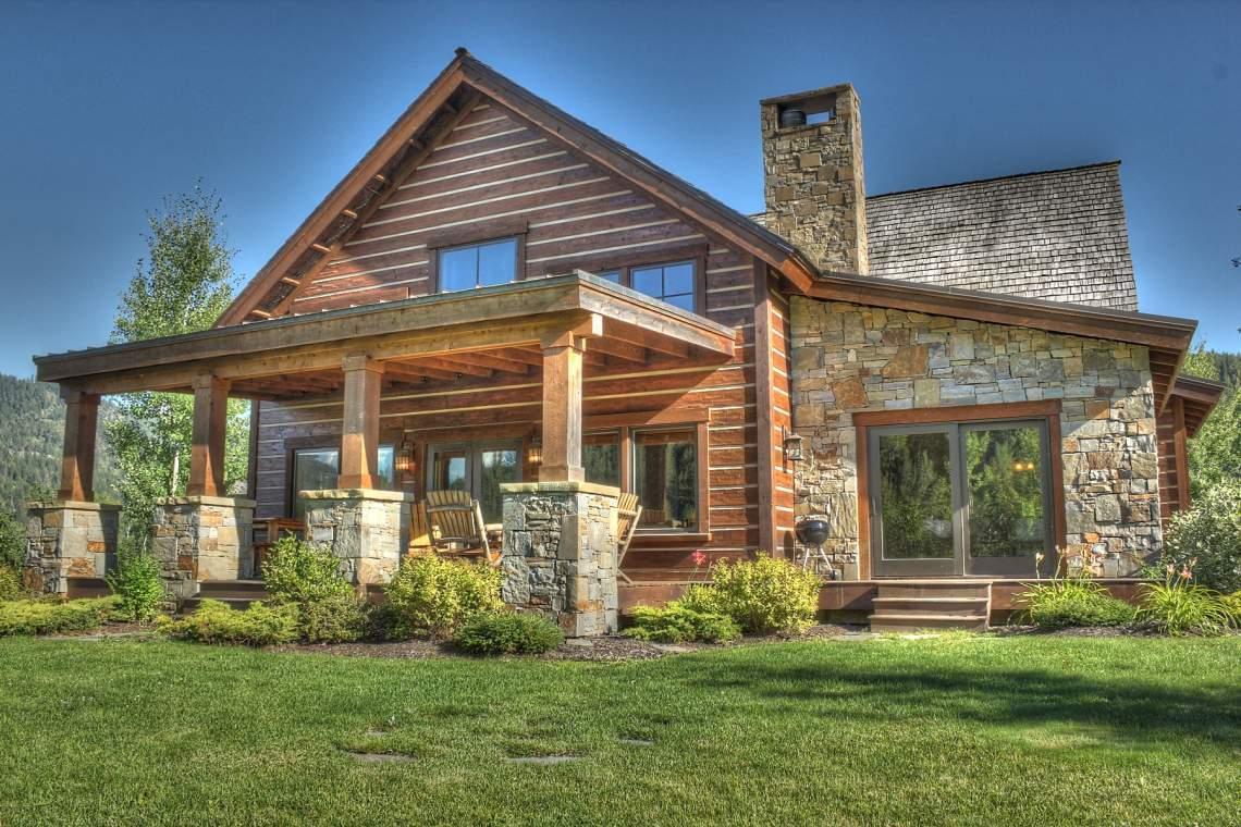 Idaho Club - Black Rock Properties North Idaho Luxury Homes