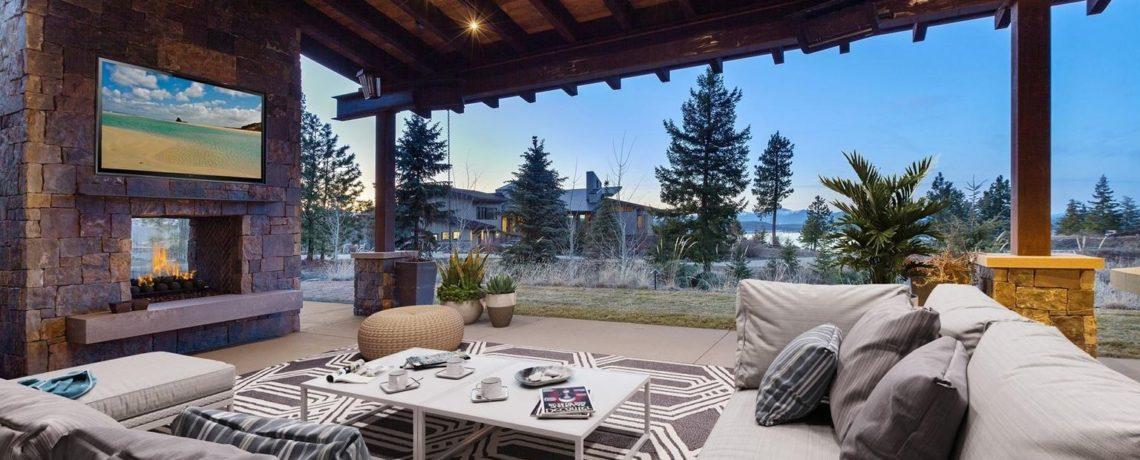 Gozzer Ranch, Lake Coeur d'Alene, Golf