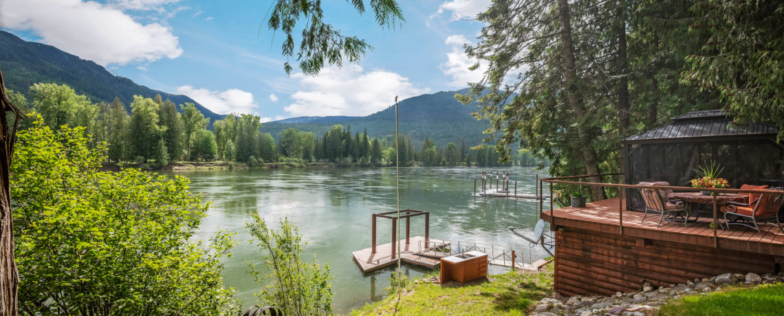 Riverfront, Fishing, Sandpoint, Boating, cabin